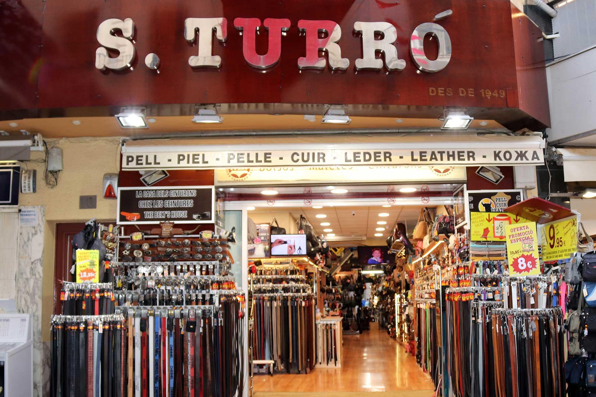 Articles de pell Turró