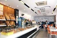 Forn de pa Sant Pau – Gran Via Pau Casals (Cafeteria)