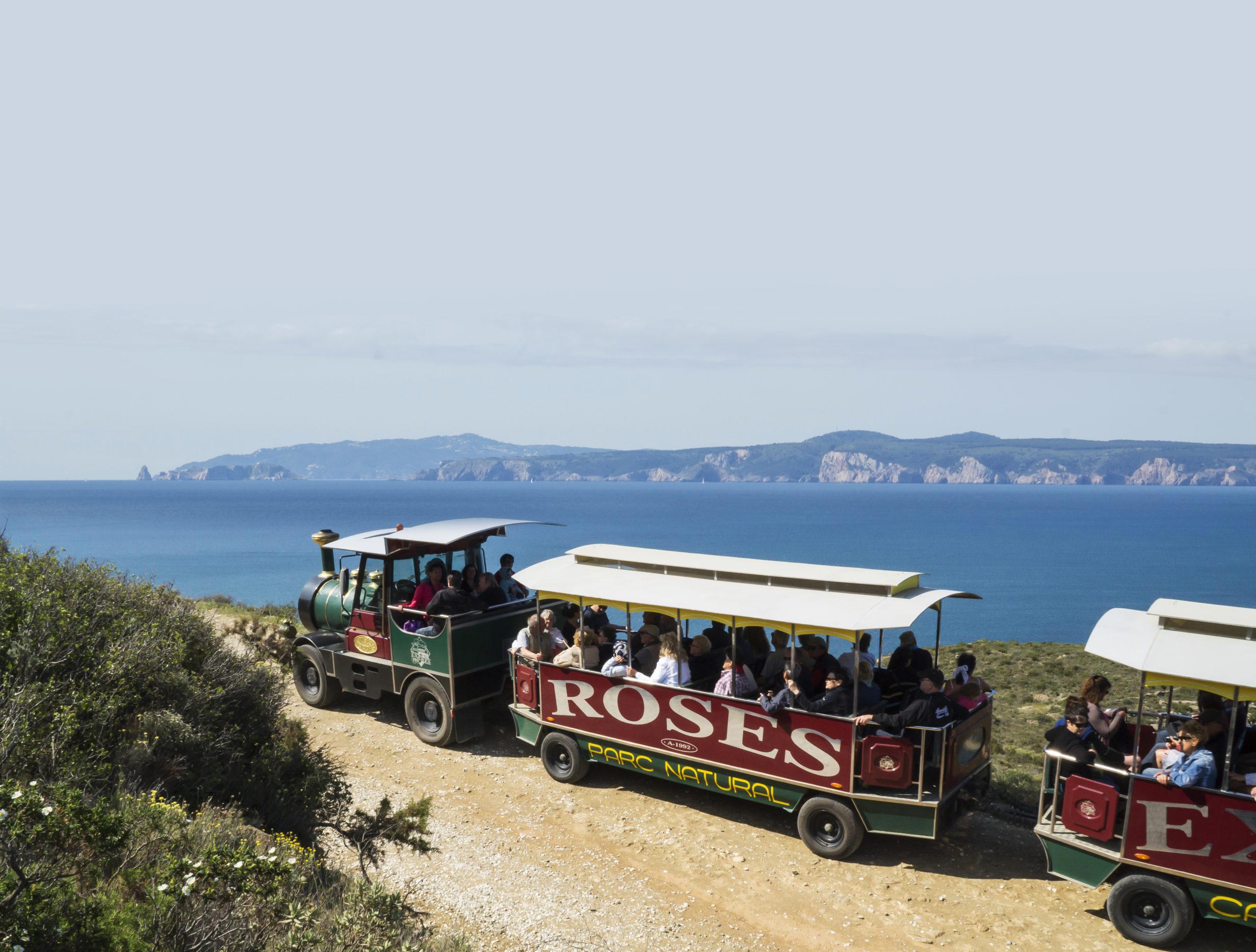 Tren Turístic Roses Expres
